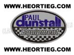 Paul Dunstall Equipment Transfer Decal D20082-4